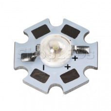 Мощный светодиод ARPL-STAR-3W-GES45 Blue