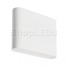 Светильник SP-Wall-110WH-Flat-6W Warm White