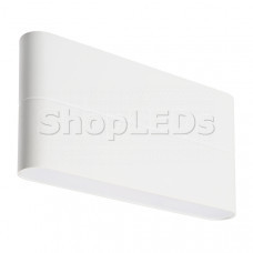 Светильник SP-Wall-170WH-Flat-12W Warm White
