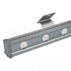 Светодиодный прожектор AR-LINE-1000L-48W-24V RGB-Day4000 (Grey, 15x45 deg, DMX512)