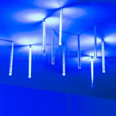 Светодиодная гирлянда ARD-ICEFALL-CLASSIC-D12-200-10PCS-CLEAR-32LED-LIVE BLUE (230V, 10.5W)