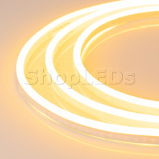 Гибкий неон ARL-NEON-1608YH-SIDE 24V Yellow