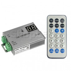 Контроллер HX-805 (2048 pix, 5-24V, SD-карта, ПДУ) SL016999