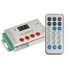 Контроллер HX-802SE-2 (6144 pix, 5-24V, SD-карта, ПДУ)
