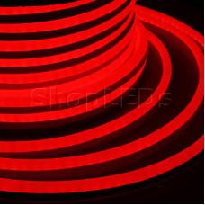 Гибкий Неон LED - красный, бухта 50м